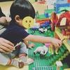 金森倉庫のレゴで遊べる室内キッズスペース
