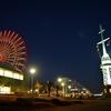 夜の神戸ハーバーランド・メリケンパークは散策&写真撮影におすすめ