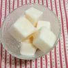 【手作りアイス】桃のひとくちシャーベット