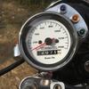 エイプ100 組み立て記録 その⑩ スピードメーター取り付け