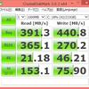 SATAケーブルでSSDの速度差が出るのか