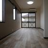 生まれ変わった開放的な空間 富山市婦中町田島 「ポンパブランカ」1LDK
