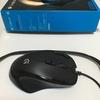 ゲーミングマウス「Logicool G300s」を購入しました