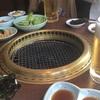 青葉台の焼肉 壱語屋でカルビ定食を食す