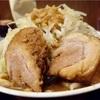 郎郎郎(さぶろう)がリニューアル!「 ぶっ豚 」の極太麺とイカつい豚を食らう!(199杯目)