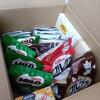 ネスレの『冬のいい買い物キャンペーン』の定期便二回目の商品が届きました!