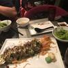 乗船3日目のディナー:寿司レストランIZUMI