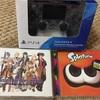 PS4限定色コントローラー&サントラ購入!