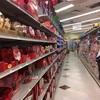 明日はバレンタイン
