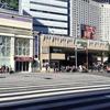 言い訳の東京旅行二日目(3)。品川に健在、Anna Miller's(アンナミラーズ)。悩ましい朝食の時間