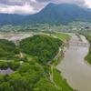 上組溜池(長野県飯山)