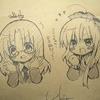 Yukianさんの手描きイラスト