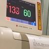 切迫早産 入院日誌*36週5日*点滴外して張り返し