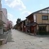 にし茶屋街金沢へ!ひがし茶屋街とどっちがおすすめ!?地図・駐車場料金・混雑の詳細