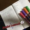 Bullet journal デビュー♥