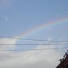 虹を見たかい、昨日の朝