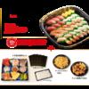 かっぱ寿司持ち帰りメニュー わかりにくいセットメニューの寿司ネタの違いを解説