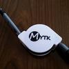 【USB・Lightning両方!】MYTK「2in1 巻き取り式 USB充電ケーブル」