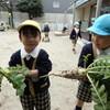 大根のお味噌汁と親子教室体験