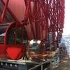 大阪梅田のランドマークHEP FIVE(ヘップファイブ)の赤い観覧車