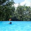 森の中のプール&リゾートファシリティ【スリランカ・カルータラ】