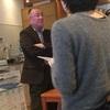 3月12日の銀座・下諏訪イベント『午前の部』は「御田町商店街の復活の歴史」がわかる原さんの貴重な講義でした!!