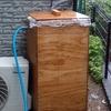 水循環システム 雨水タンクの自作 その1 取水器、ポンプ、ホース選び