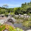 美しい庭と當麻曼荼羅の御朱印帳 奈良・當麻寺奥院