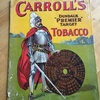 オークションで買ったタバコ関係のもろもろ