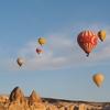 【添乗員同行ツアートルコ旅行・5】これぞ世界遺産カッパドキアの風景