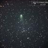 つかの間の星空に彗星 ふたつ 2017 T2 パンスターズ