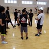 Yokosuka Cross Training 1 -  まずはトレーニング!