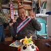 山本さんお誕生日!!!& Vintage Tweed jacketのご紹介