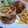 【料理】イメージはマクドナルド!?簡単ハンバーガーセット