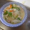 幸運な病のレシピ( 1588 )昼:豚しゃぶしゃぶ肉の八宝菜風