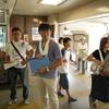 大阪まち遊学2010? 〜アーティストの隠れ家を訪ねる・梅香〜 その1。