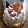クリスマスケーキ@パティスリー アミューズ
