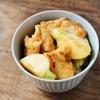 鶏胸肉とかぶの甘辛炒め【作り置き】