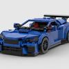 【レゴ自作】スバルのスーパーカーをオリジナルでつくってみた