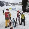 3年前、石打丸山スキー場でスキーデビューをした我が家。今ではホームゲレンデです part:Ⅰ