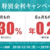 SBIネット銀行 円定期特別金利キャンペーン