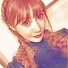 明日花キララ が三つ編み・お嬢様風…