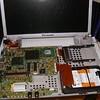 パナソニック製ノートPC・CF-T5ハードディスク換装