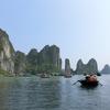 東南アジア旅行記㉚ ベトナム編 ~海の桂林ハロン湾へ~