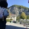 オーストリアの鍾乳洞に行ってきたよ!