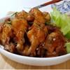 韓国家庭の手羽元甘辛煮