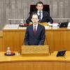14日、2月定例会が開会。知事が提案理由の説明。