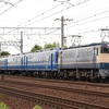 第576列車 「 ハコ釜万々歳!北びわこ号客車の返却回送を狙う 」