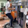 マシントレーニングのご紹介!~ロータリートルーソー~
