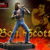 【 世界限定3000体】AC/DC  Bon Scott Rock Iconz Statue フィギュア